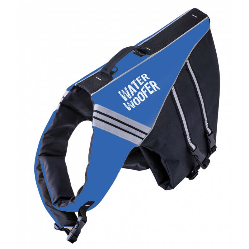 Water Woofer Dog Floatation Devices (DFD), Blue