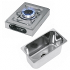 Cookers and Sinks