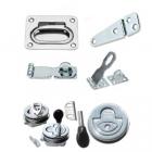 Hinges, Fasteners and Locks