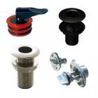 Thru-Hull Fittings and Drain Plugs