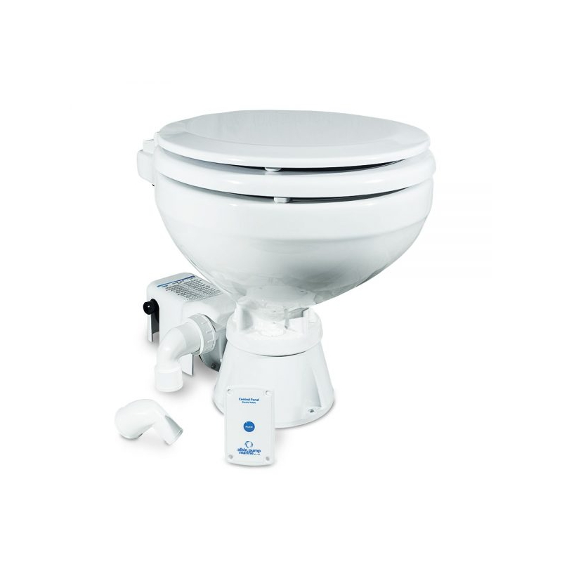 Marine Toilet Standard Electric EVO Compact, 12V