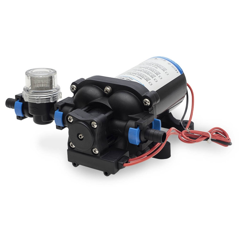 Water Pressure Pump, 13.2L/min (3.5GPM), 2.8bar, 12V