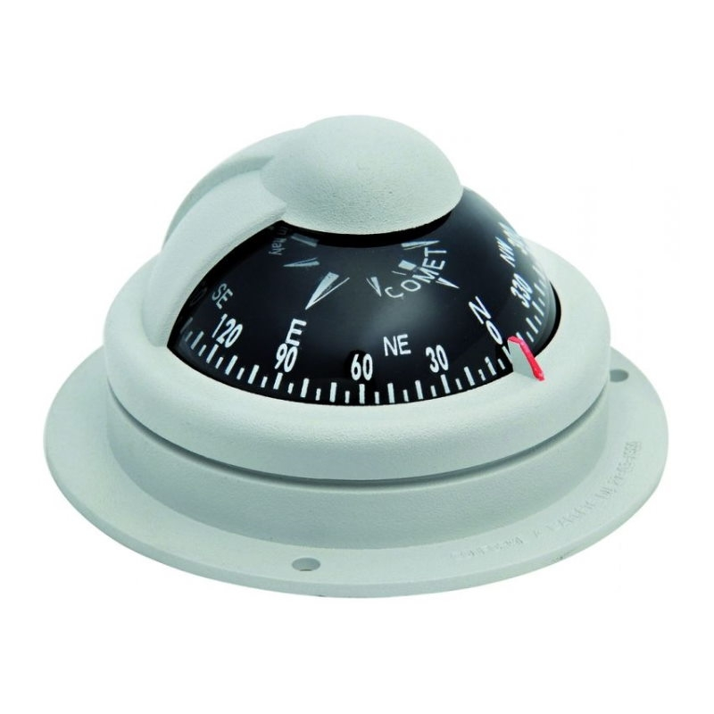Compass Comet 1, grey, 81(65)x45mm