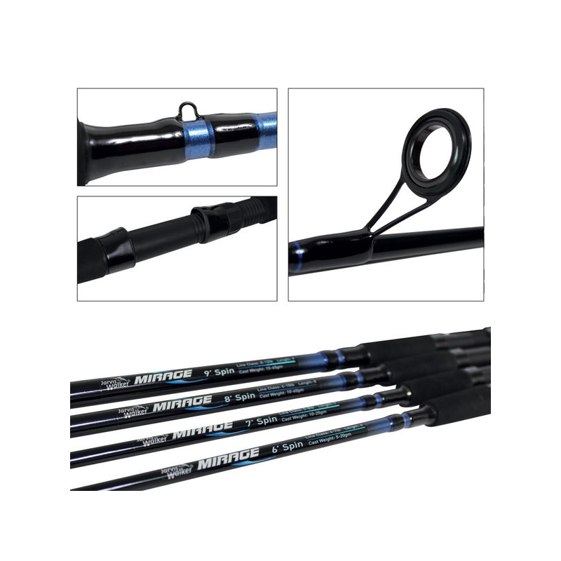 Spinning Rod Mirage, 2.7m, 15-45g