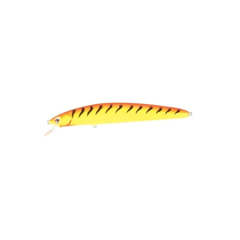 Floating Minnow [120F], Orange Fire Tiger