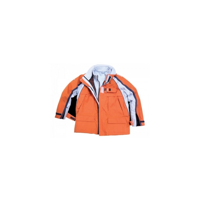 "Inshore/Offshore Sailing Jacket ""XTS Extreme"" 3 in 1, Breathable"