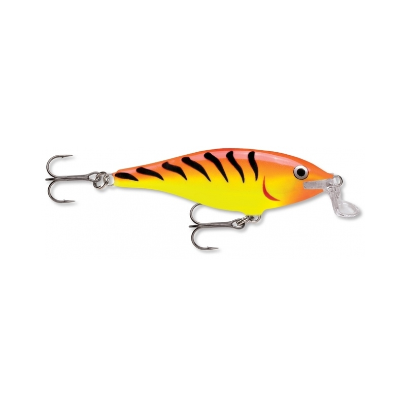 Shallow Shad Rap 5, 5g, Hot Tiger