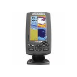 Lowrance Hook-4  Mid/High DownScan+ HDI Transducer