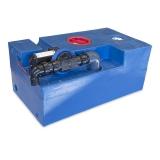 Waste Water Tank 72L (19G) CPL Diaphragm 32L/min, 12V