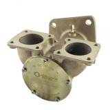 Engine Cooling Pump, Volvo-Penta TAMD162, TAMD163, TAMD165, Johnson 10-13166-01
