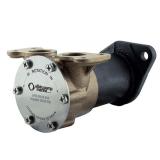 Engine Cooling Pump, Volvo-Penta D5A-A T/TA, D7A-A T/TA, D7C-A TA, D7A-B TA, D7C-B TA, Johnson 10-24580-01