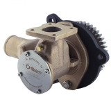 Engine Cooling Pump, Volvo-Penta D11B1-A MP, D11B2-A MP, Jabsco
