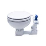Compact laeva WC, käsipumbaga