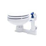 Marine Toilet Manual Compact Low