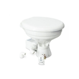 Marine Toilet Silent Electric Comfort, 12V