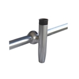 Rod Holder - Clamp On- Suit 44mm Tube