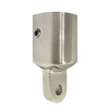 Tube End Cap Stainless Steel 25mm