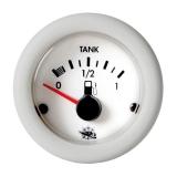 Fuel Level Gauge Guardian, 0-180Ω, Ø52mm
