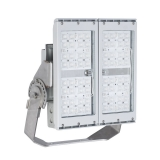 Waterproof and dustproof floodlight STP 20-MLED, 100W, 16000LM, IP66
