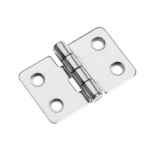 Hinge 39x60mm, AISi316, Electro Polished