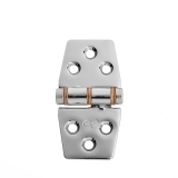 Friction Hinge 38X76 AISi304, electropolished