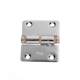 Friction Hinge 50X59mm, AISi304, Electro Polished
