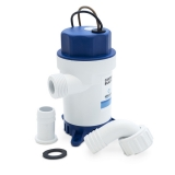 Cartridge Bilge Pump 500GPH (32L/min), 12V