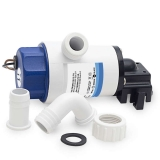 Cartridge Bilge Pump Low 750GPH (50L/min), 12V