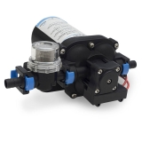 Wash Down Pump, 12.9L/min (3.4GPM), 5.0bar, 12V