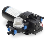 Water Pressure Pump, 15.1L/min (4.0GPM), 2.8bar, 24V