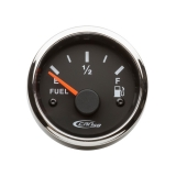 Fuel Level Gauge, 0-190Ω, Ø52mm