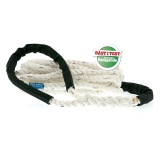 Mooring Rope STORM White 10mm x 3m