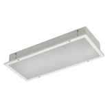 Recessed LED luminaire DEP 19-MLED220/211/7/830/OD/II