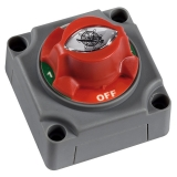 Battery Selector, 4 positions 12/24V, 250A, IP54