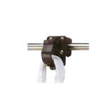 Hoideklamber reelingule 22-25mm, plastik