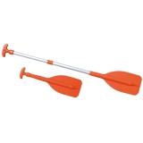 Mini Telescopic Paddle 53/107 cm, orange