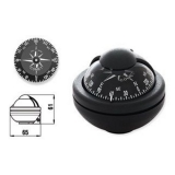 Compass Comet 2, Black, 65x45mm
