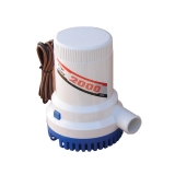 Bilge Pump 2000GPH (126L/min), 12V