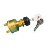 Ignition Key 3-positions, 2 keys