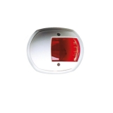"""Side Light """"Cyclic 12"""" Red, 112.5°, vertical mount"""