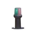 Tri Colour Light, 112.5°/135°/112.5° horizontal mount