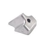Plate Anode Evinrude/Johnson, 4-7.5hp