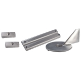 Anodes Kit for Mercury (4tk), Alpha 1, F30-F40-F60hp, 4S