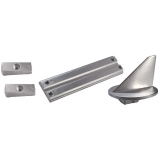Anodes Kit for Mercury (4tk), F75-F115