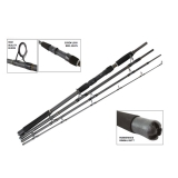 Spinning Rod John Wilson Monster Tamer, 3.2m