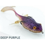 "Lant Wiggle Bomb, Deep Purple, 1.4"" (35mm), 8g, Slow Sink"