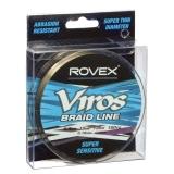 Шнуры Viros 0.12-0.36мм, 270м, зеленый
