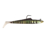 "Tazer 4"" Green Mackerel, 11g"