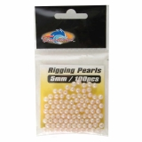 Rigging Pearls, 5mm, 100tk/pk