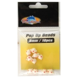 Pop-Up Beads 5mm, 10pcs/pk